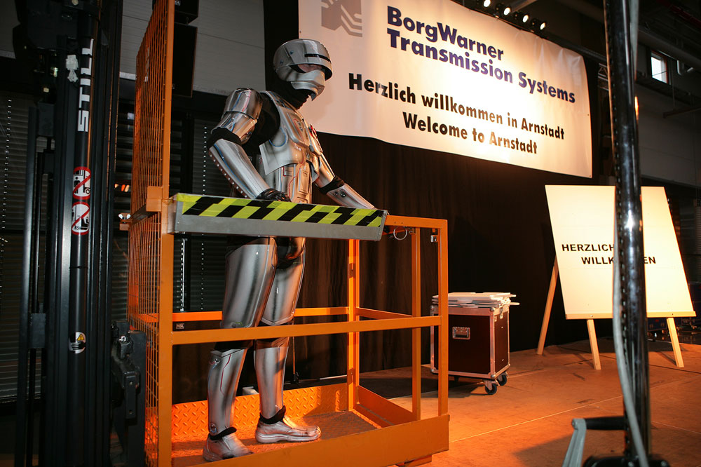 Opening Ceremony for BorgWarner Transmission Systems