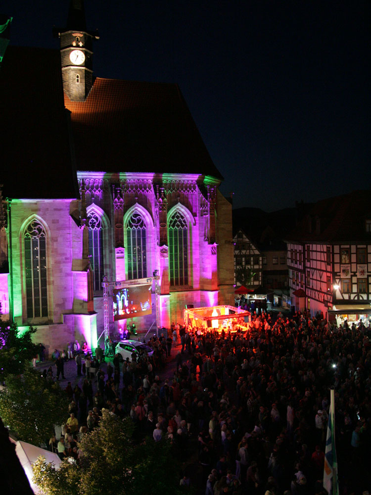 500th Anniversary of the Reformation in Schmalkalden